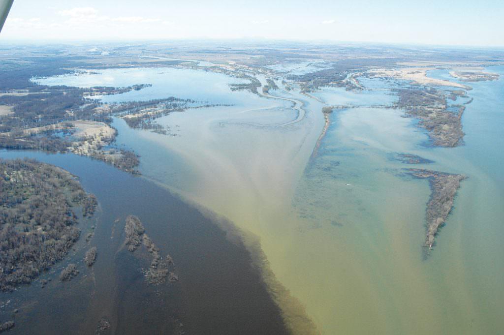 Évaluation économique des impacts des changements climatiques sur les services écosystémiques du lac Saint-Pierre