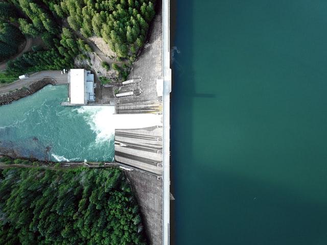 L'eau et la production d'énergie. L'évaporation nette aux réservoirs de l'Eastmain-1 et de Romaine-2