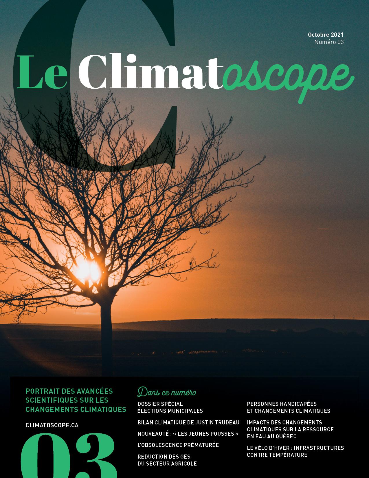 L'agroforesterie, une mesure d'adaptation contre les changements climatiques