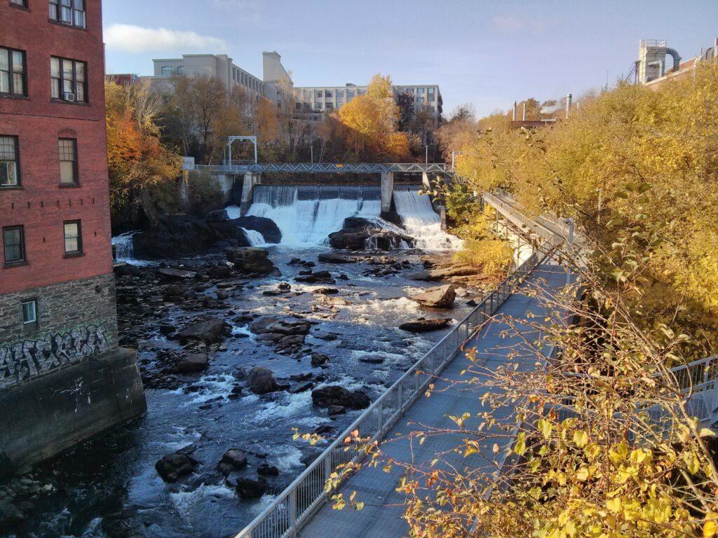 Impact des changements climatiques sur la recharge des eaux souterraines dans le sud du Québec
